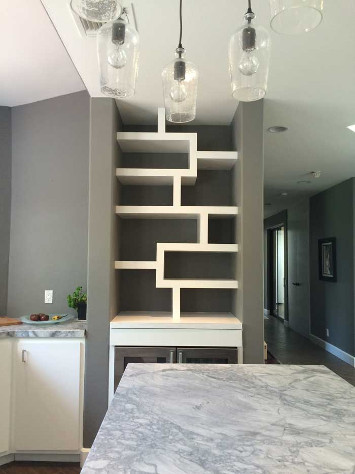 FLOATING SHELVES – INDIAN WELLS